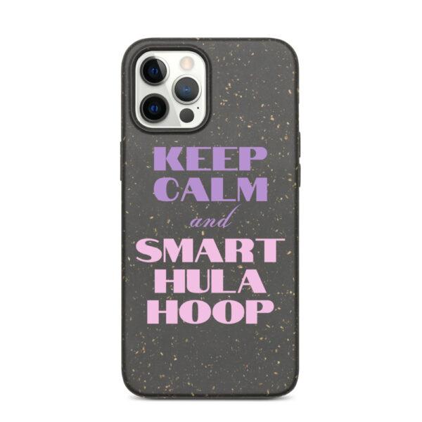 Hula Hoop Handy Hülle iPhone Case umweltfreundlich