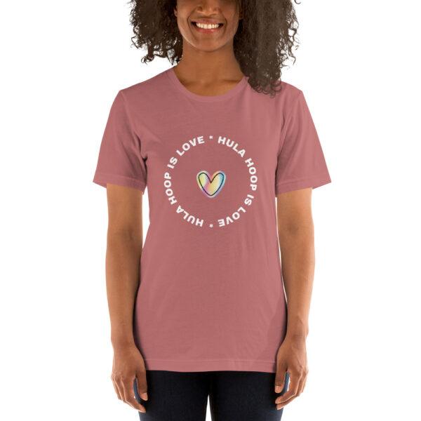 Hula Hoop Spruch T-Shirt Kleidung