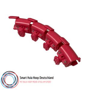 Smart Hula Hoop Ersatzteil - Verbindungsstück - Erweiterung - Segmente - Noppen - Zubehör