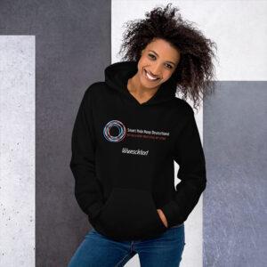 Offizieller Smart Hula Hoop Deutschland Team-Kapuzenpullover inkl. eigener Name